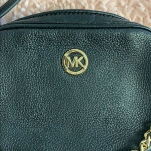 Michael Kors Bags - Black Michael Kors Crossbody Bag